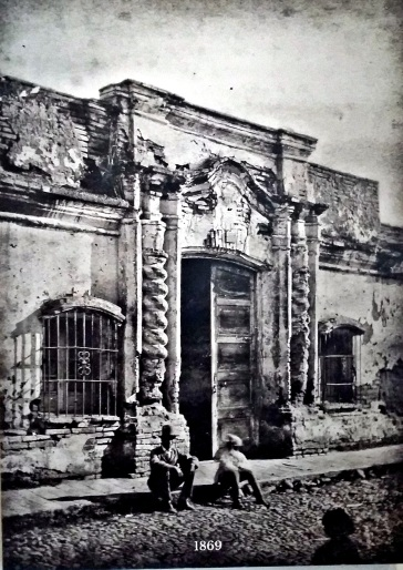 Casa histórica de tucumán - foto de 1869